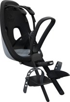 Thule Yepp Nexxt Mini - Fietsstoeltje voor - Momentum Grey