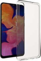 Accezz Clear Backcover Samsung Galaxy A50 hoesje - Transparant