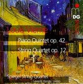 String Quartet Op12/Piano Quartet O