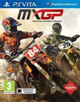 MXGP The Official Motocross Videogame - PS Vita