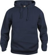 Basic hoody dark navy 3xl