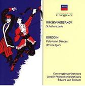 Rimsky-Korsakov/Borodin - Scheherazade/Polovtsian..