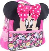 Disney Minnie Mouse Strik - rugzak  - 31 cm - Roze