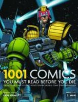 1001: Comics You Must Read Before You Die