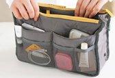 Bag in Bag - Tasorganizer - Grijs - Nooit meer chaos in je tas