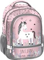 Unicorn Rugzak - 40 x 30 x 16 cm - Roze
