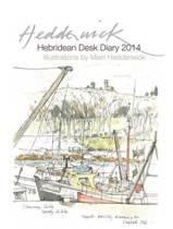 Hebridean Desk Diary 2014