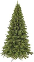 Triumph Tree smalle kunstkerstboom forest frosted maat in cm: 185 x 102 groen