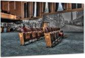 Theater Jeusette - Plexiglas 120x80 cm - Ivo Sneeuw - PixaPrint - GA00273-1