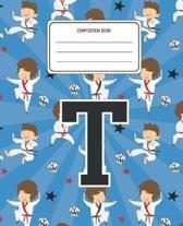Composition Book T