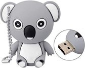 Koala Beer Grijs - USB-stick - 16 GB