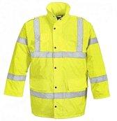 Veiligheidsjas geel XL, 26409000-XL