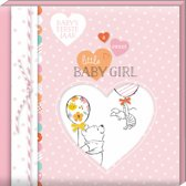 Disney Interstat Boekje Baby's Eerste Jaar - Girl
