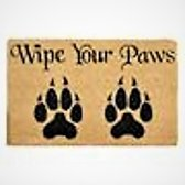 Wipe Your Paws Deurmat