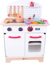Classic World Houten Speelkeuken, 21dlg.