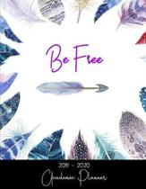 Be Free Academic Planner