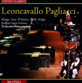 Pagliacci, Leoncavallo; Murgu, Izzo