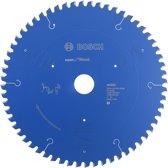 Bosch - Cirkelzaagblad Expert for Wood 254 x 30 x 2,4 mm, 60