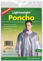Coghlan's Poncho - Wit - One size