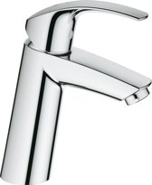 GROHE Eurosmart New Wastafelkraan - Medium uitloop - Chroom
