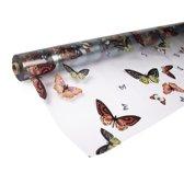 d-c-fix - Tafelzeil - Vlinder - Multicolour - 140x240 cm