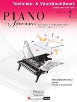 Piano Adventures: Techniek- & Voordrachtboek 2