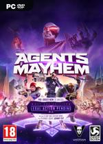 Agents of Mayhem - Windows