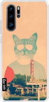 Casetastic Softcover Huawei P30 PRO - Cool Cat