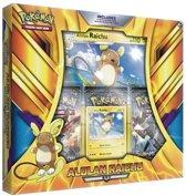 Pokémon Alolan Raichu Box - Pokémon Kaarten