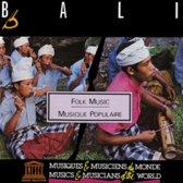 Bali: Folk Music