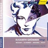 Elisabeth Grummer Singt