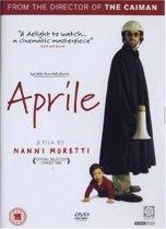 Aprile (import) (dvd)