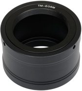 Canon M Body naar T2 Lens Converter / Lens Mount Adapter