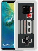 Huawei Mate 20 Pro Hoesje Retro Controller Classic