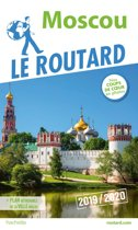 Guide du Routard Moscou 2019/20
