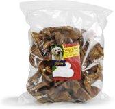 Delisnacks varkensoorstukjes - Zakje 500 gram.