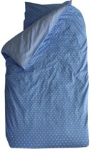 Bink Bedding Little Star Blue - 1 Persoons - 140x200/220 cm