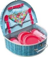 Imaginarium Speelgoed Picknick In Provence - Picknickset in Koffer - Stijlvol Design - Voor Kinderen - 26 Delig