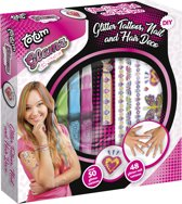 Totum Glamz Glitter tattoos, Nail and Hair deco