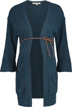 Noppies Vest Kimono - Dark Blue - Maat XS