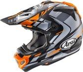 Arai Crosshelm MX-V Justin Bogle Orange-XS