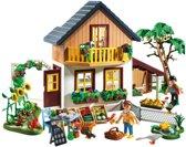 Playmobil Hoeve Met Bio-Winkel  - 5120
