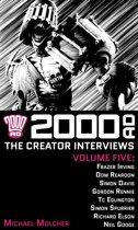 2000 AD: The Creator Interviews - Volume 05