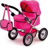 Bayer Poppenwagen Trendy Roze