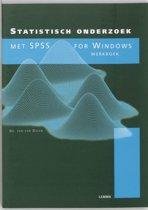 Statistisch onderzoek met SPSS for Windows Werkboek