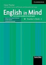 English in Mind 2 Teacher's Book Italian edition