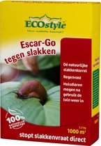 ECOstyle Escar-Go - tegen slakken - 2,5 kg