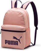 7f00fe3ca14 PUMA Phase Backpack Rugzak Unisex - Peach Bud / Indigo