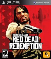Take-Two Interactive Red Dead Redemption (PS3) PlayStation 3 video-game
