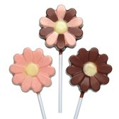 KitchenCraft Mal voor chocolade lolly's - bloemen - Sweetly Does It | Kitchen Craft